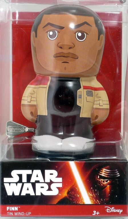 STAR WARS FINN WIND UP