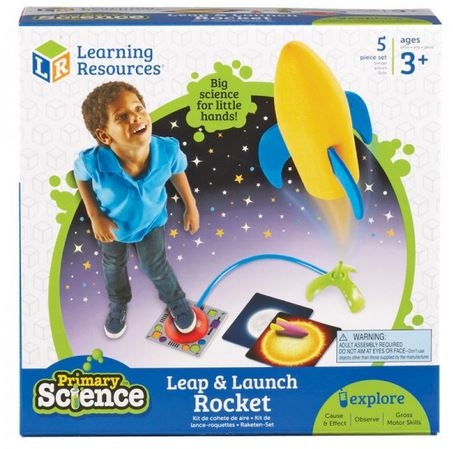 Learning Resources Primary Science Leap & Launch
