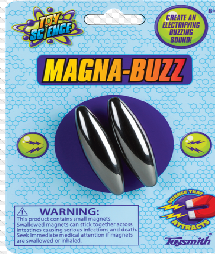 BUZZING STUNT MAGNETS