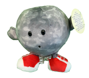 PLUSH MERCURY