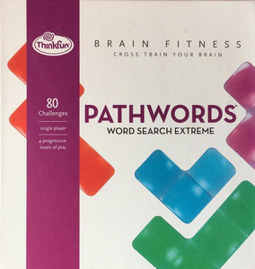 PATHWORDS WORD SEARCH