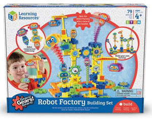 Learning Resources Gears Robot Factory
