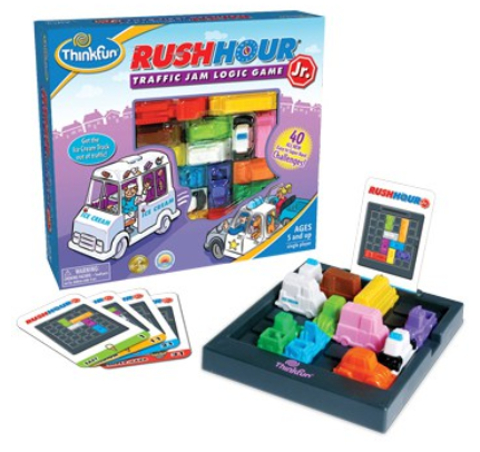 Think Fun Rush Hour Jr. Game