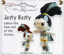 Jetty Betty Stringdoll Keychain