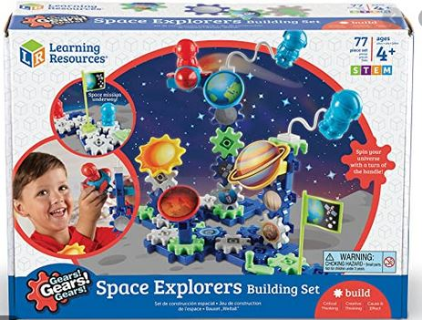 Learning Resources Gears Space Gears
