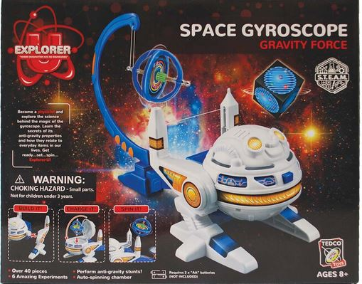 Space Gyroscope Explorer