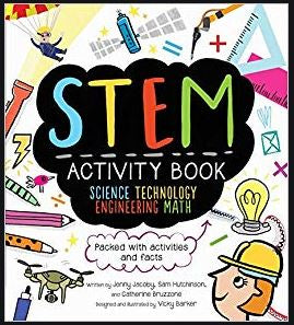 Stem Activity Book of Science