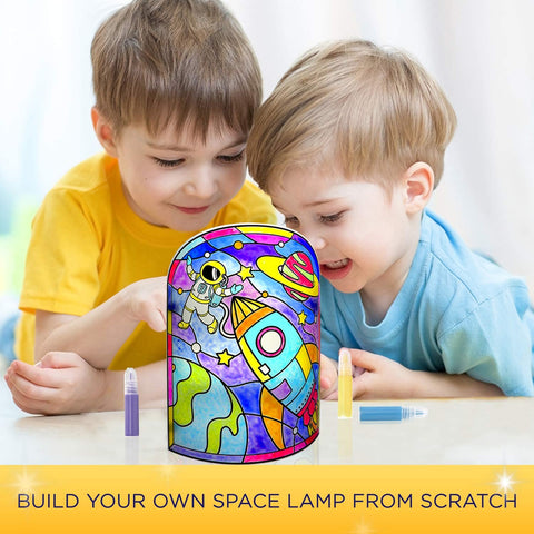 Space Lamp DIY Kit