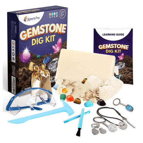 Gem Excavation Kit