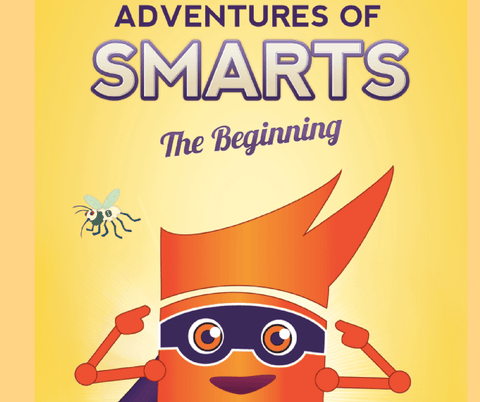 eBook- Adventures of Smarts - Smartstoy