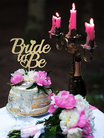 Bridal/Wedding Toppers