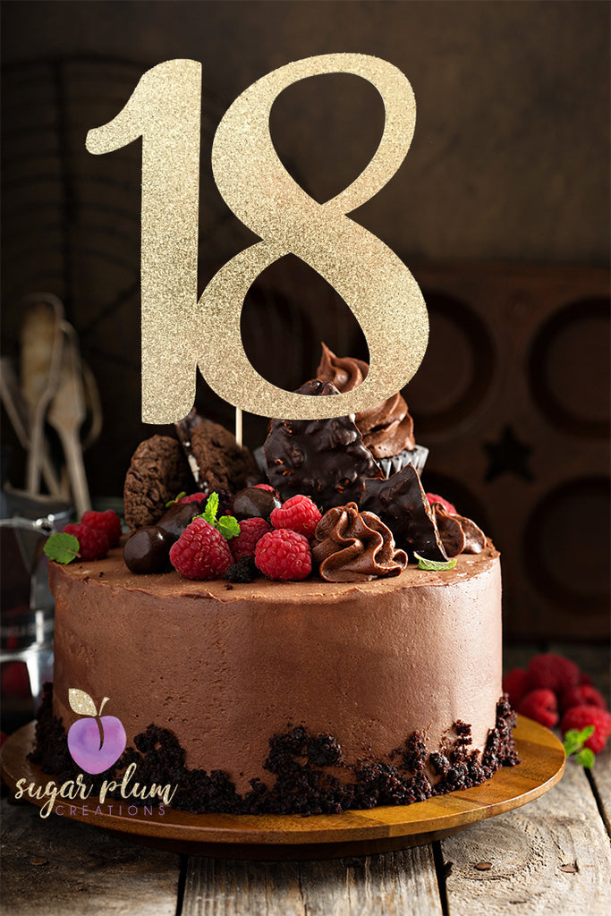 Astounding 18Th Birthday Cake Topper Funny Birthday Cards Online Elaedamsfinfo