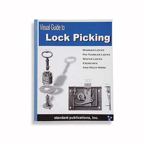 Visual Guide To Lock Picking Book - 978806