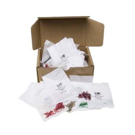 Refill Pack for LAB Universal Pin Kits (.005)