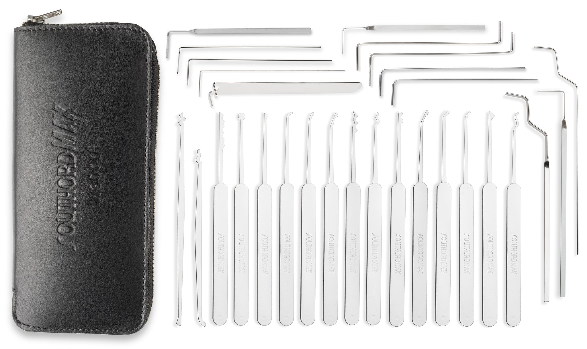 "NEW! M3000 High Yield Lock Pick Set (.025"")"