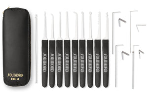 Fourteen Piece Lock Pick Set - PXS-14