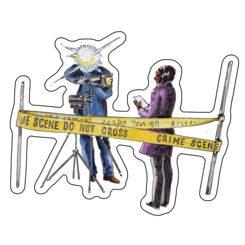Crime scene people