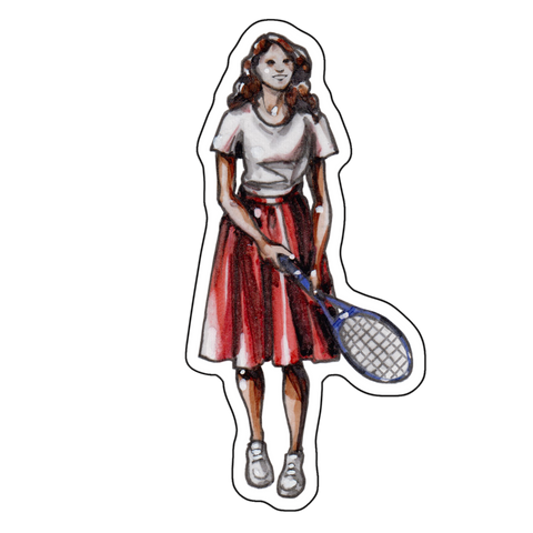 Tennis people