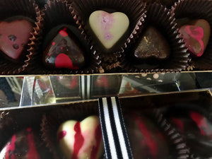 Box of 8  Chocolate BonBons