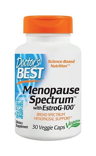Doctor's Best Menopause Spectrum with EstroG-100