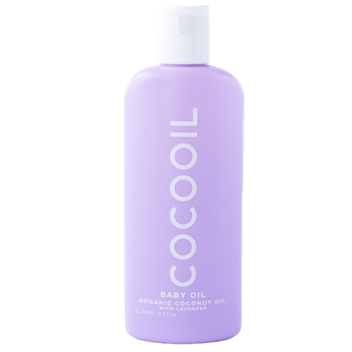 COCOOIL BABY OIL WITH LAVENDER