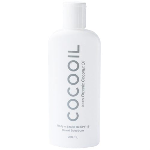 COCOOIL SPF 15 Body 'N' Beach Oil