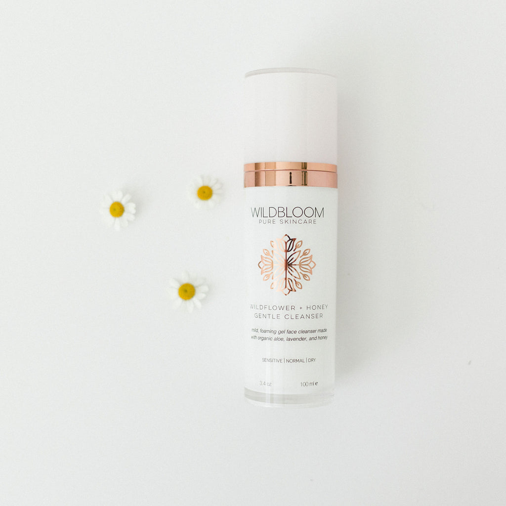 Wildflower + Honey Face Cleanser