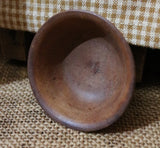 Milk Bowl Albany Slip with Accessories