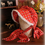 Women's Sun Bonnet Vintage Beautiful
