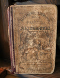 19th Century Schoolbooks Cruise Lamp Gathering with Surprise