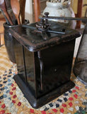 Old Tin Coffee Grinder Bronson Walton Company