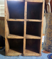 Cubby Primitive Small