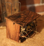 Egg Basket Print Handmade Chicken Nesting Box