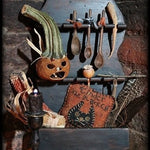 Spoon Rack Holder Halloween Gathering Delightful
