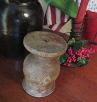 Primitive Mortar and Pestle
