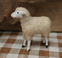 Bonnet Stand Putz Sheep Book Gathering