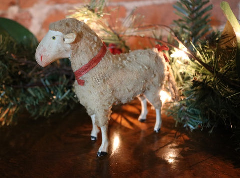 German Putz Stick Leg Sheep Large Size