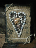 Primitive Sailors Valentine Book Artisan Made