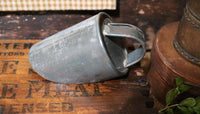 Mincemeat Riser Authentic Sugar Cone Scoop Gathering