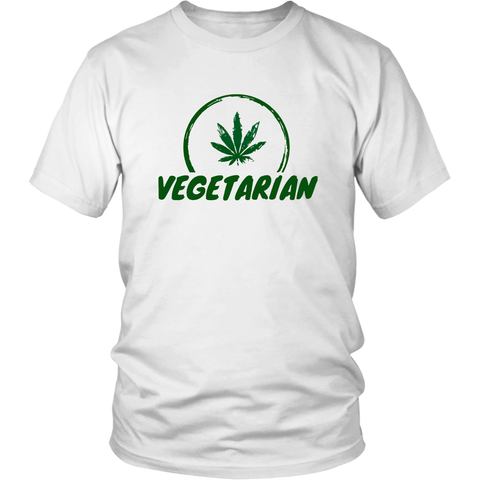 Image of Vegetarian T-Shirt Unisex