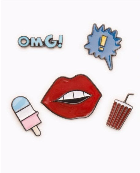 Crazy Cool Pin Jewelry