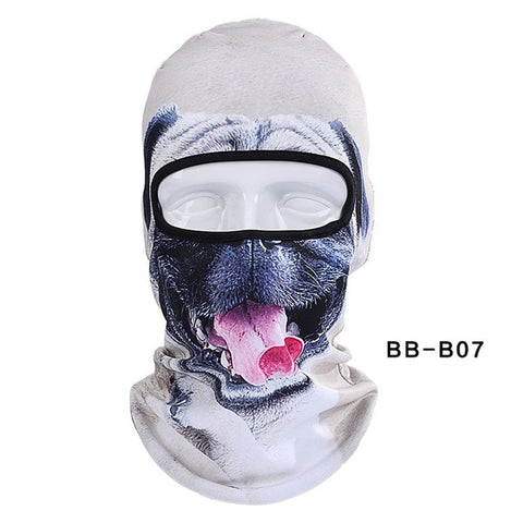 Image of Animal Ski Mask