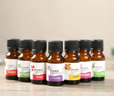 Image of Pure Essential Oil