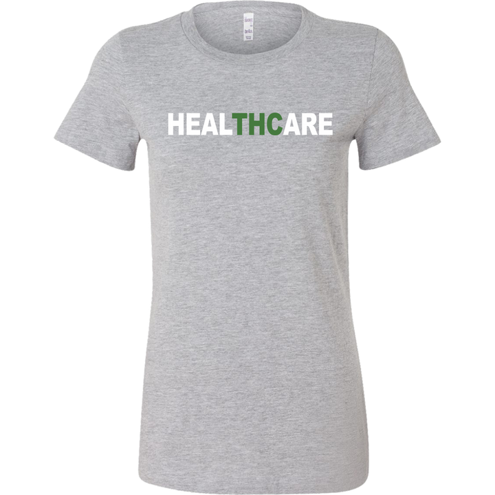 Healthcare Marijuana T-Shirt
