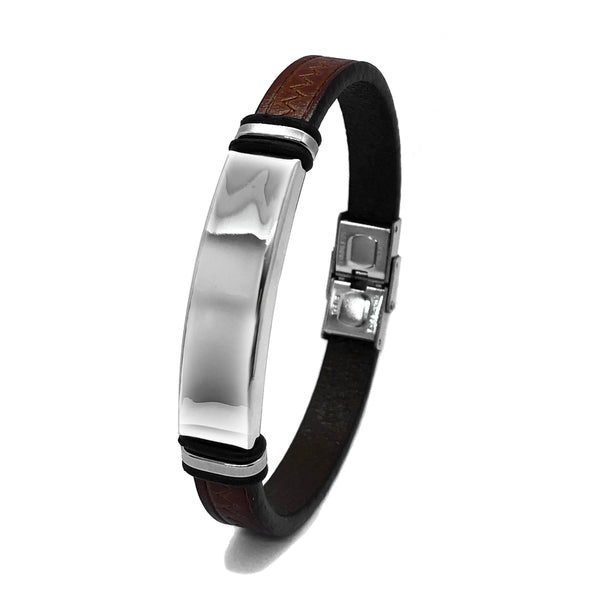 Milano Bracelet (Brown)