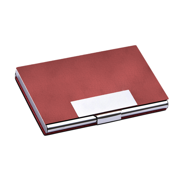 Detroit Cardholder (Red)