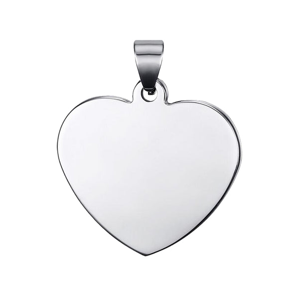 Heart Pendant (Large)