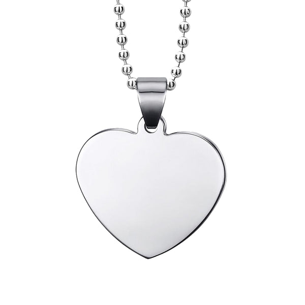 Heart Pendant (Medium)