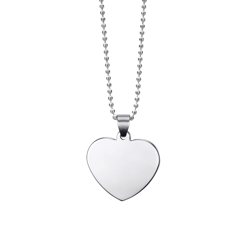 Heart Pendant (Small)