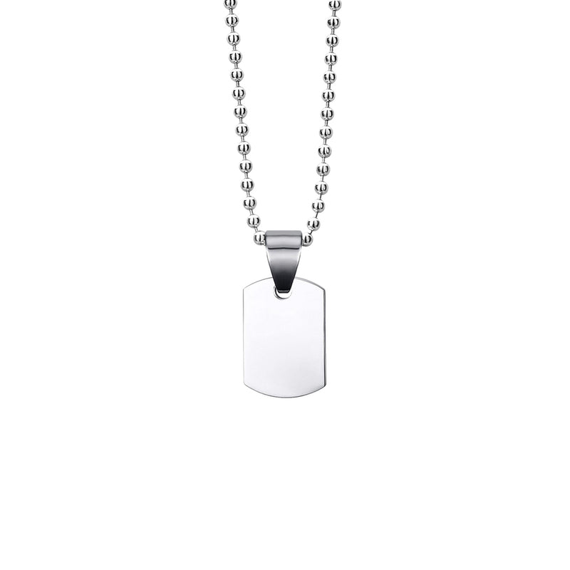 Military Dogtag Pendant (Extra Small)
